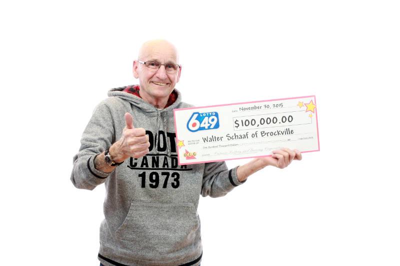 Walter Schaaf Lotto Winner Dec0415 Edited