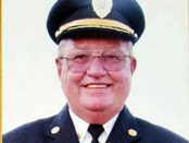 In this undated photo provided by the Municipality of North Grenville, former Kemptville Fire Department Chief Tim Bond died Sept. 28, 2016 after a battle with cancer. He was 65. (North Grenville via Newswatch Group)