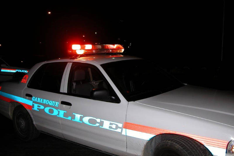Gananoque Police Service Cruiser FB Jul1815 Edited