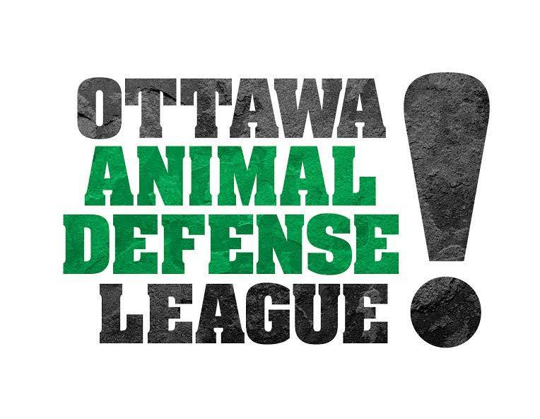 Ottawa Animal Defence League Logo