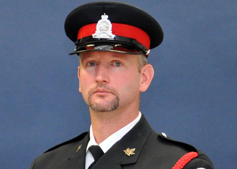 Brockville Police Sergeant Andrew Harvie Oct1715 Edited