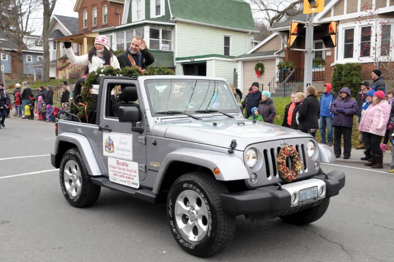 Brockville Santa Parade Nov2815 04 Edited