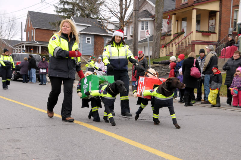 Brockville Santa Parade Nov2815 12 Edited