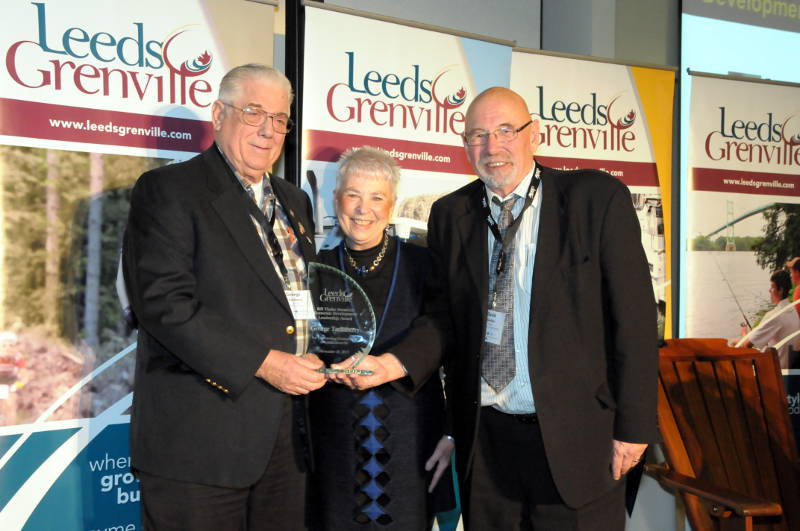 George Tackaberry EcDev Award Nov2015 Edited