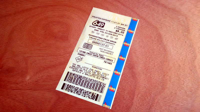 how to find winning lottery tickets