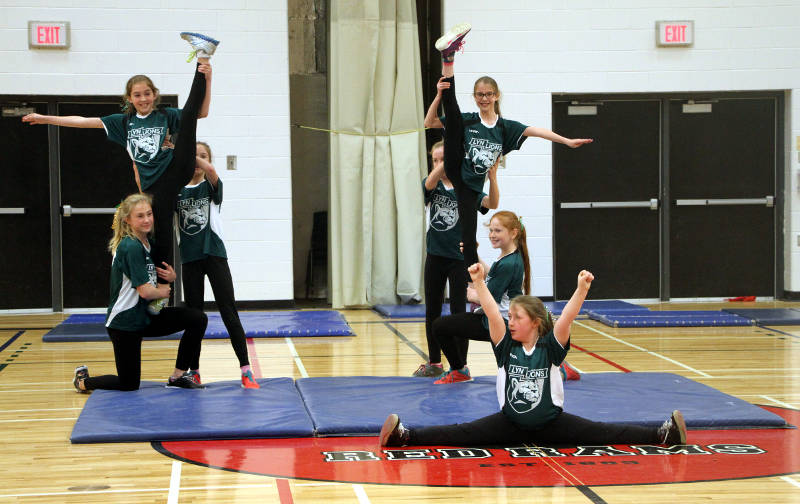 Lyn Public School Cheer Competition May2416 Edited