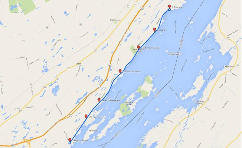 Thousand Islands Challenge May3016