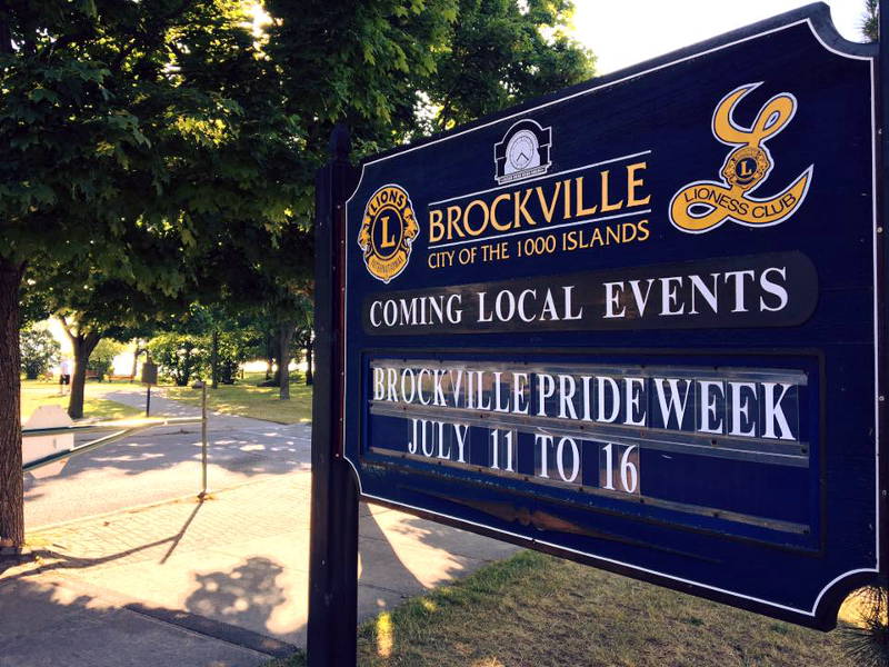 Brockville Pride Week 2016 Jul1516 Edited