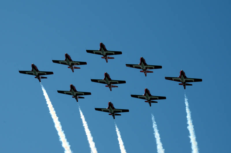 Sabre Jet Dedication Sep1418 03 E