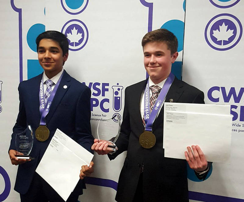 BCI Students Win Gold May2719 E
